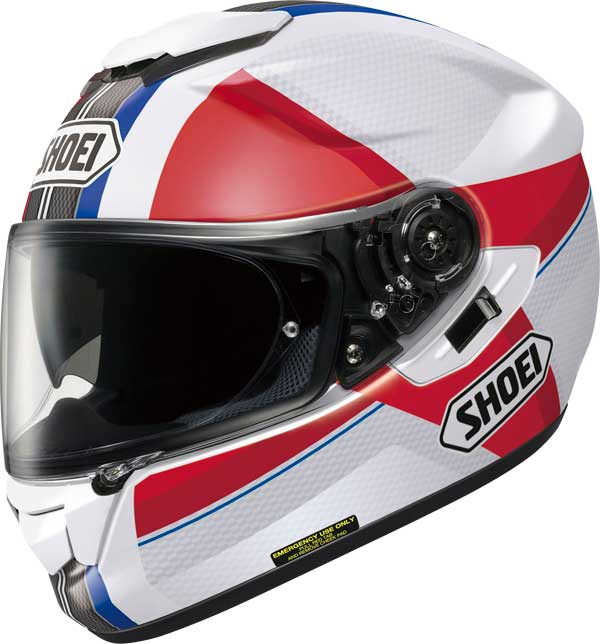 SHOEI CASCO INTEGRALE  GT-AIR EXPOSURE TC-10