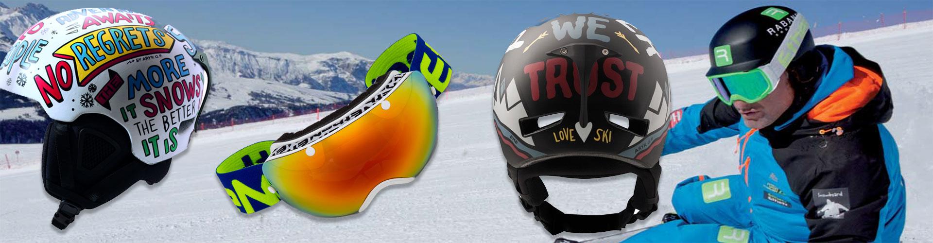 Speciale neve: offerta caschi DMD e maschere Ethen, scopri le occasioni !