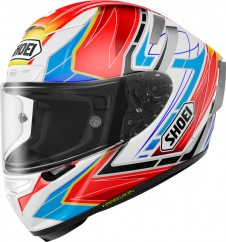 SHOEI X-SPIRIT 3 ASSAIL TC-10