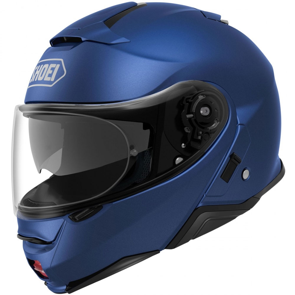 SHOEI NEOTEC II CASCO MODULARE MATT BLUE METALLIC