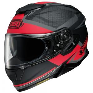 SHOEI CASCO INTEGRALE GT-AIR 2 AFFAIR TC-1 MATT RED
