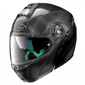 X-LITE X-1004 ULTRA CARBON DYAD FLAT BLACK CHIN GUARD