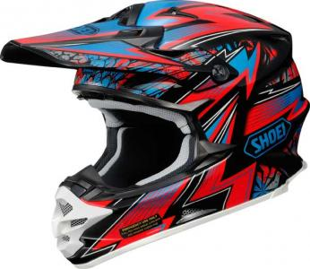 SHOEI CROSS VFX-W MAELSTROM TC-1