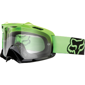 FOX AIRSPC DAY GLOW GREEN/CLEAR