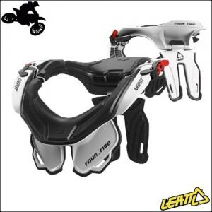 LEATT NECK BRACE GPX 4.5 WHITE