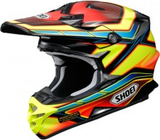 SHOEI CROSS VFX-W CAPACITOR