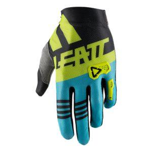 LEATT GUANTI GPX 2.5 X-FLOW BLK/LIME