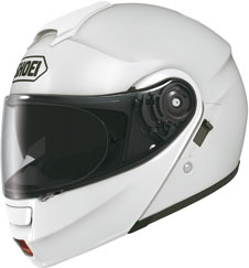 SHOEI NEOTEC CASCO MODULARE WHITE
