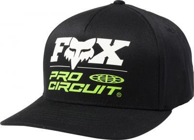 FOX PRO CIRCUIT CAPPELLINO FLEXFIT HAT