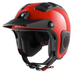 CASCO SHARK ATV-DRAK RED