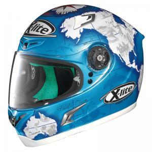 X-LITE X-802RR C.CHECA PEARL BLUE
