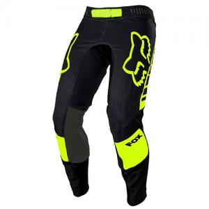 FOX FLEXAIR PANTALONI MACH ONE BLACK YELLOW