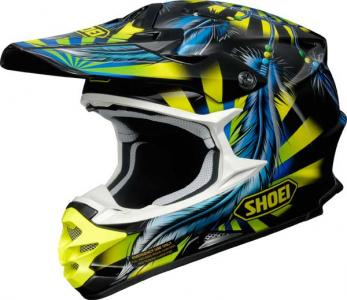 SHOEI CROSS VFX-W REPLICA GRANT2 TC-3