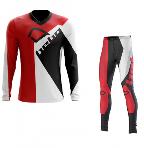 HEBO COMPLETO TRIAL PRO 20 RED