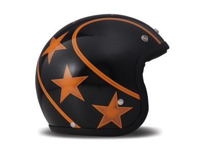 DMD CASCO VINTAGE STUNT ORANGE