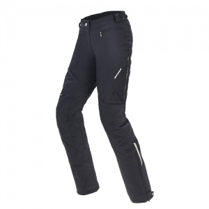 SPIDI PANTALONE IN TESSUTO STRETCH TEX LADY NERO