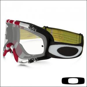 OAKLEY O FRAME MX PINNED RACE RED