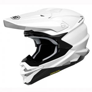 SHOEI CASCO OFF-ROAD  VFX-WR WHITE