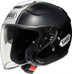 SHOEI J-CRUISE CORSO BLACK