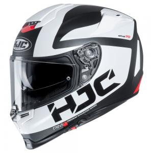 HJC CASCO INTEGRALE RPHA70 BALIUS MATT WHITE