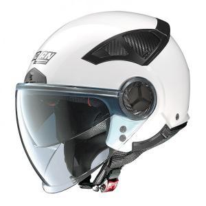 NOLAN N33 EVO CLASSIC METAL WHITE
