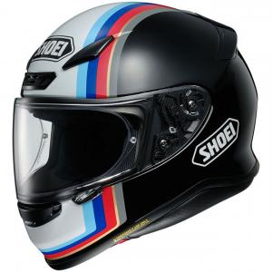 SHOEI NXR RECOUNTER TC10 NERO LUCIDO