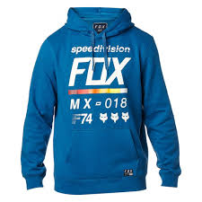 FOX FELPA DISTRICT2 PULLOVER FLEECE