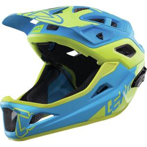 LEATT HELMET DBX 3.0 ENDURO V1  BLUE/LIME