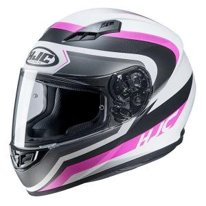 HJC CASCO INTEGRALE CS15  RAKO WHITE-FUCSIA
