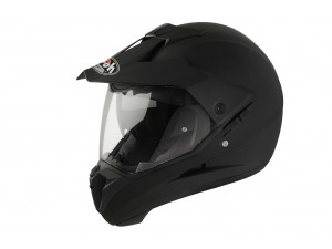CASCO AIROH S5 BLACK MATT