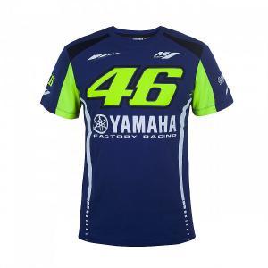 T-SHIRT VR46 YAMAHA