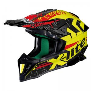 CASCO CROSS X-LITE X-502 LED YELLOW