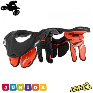 LEATT NECK BRACE GPX 5.5 ORANGE JUNIOR