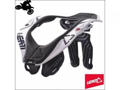 COLLARE LEATT NECK BRACE GPX 5.5 WHITE