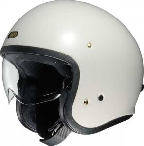 SHOEI JET J-O OFF WHITE