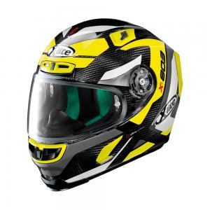 X-LITE X-803 ULTRA CARBON MASTERY YELLOW