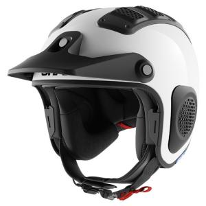 CASCO SHARK ATV-DRAK WHITE