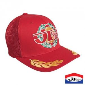 CAPPELLO JT RACING VICTORY TRUCKER HAT RED