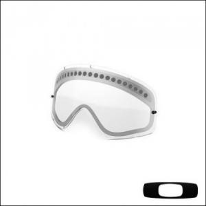 OAKLEY LENS O FRAME DUAL VENTED CLEAR