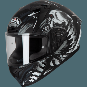 AIROH CASCO VALOR SHELL MATT VAS 35
