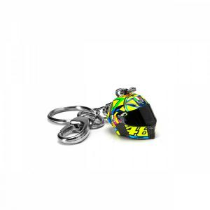 VR46 CLASSIC COLLECTION PORTACHIAVI CASCO 3D