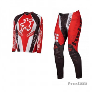 HEBO COMPLETO TRIAL PRO 19/15  RED