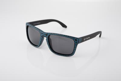 ETHEN OCCHIALI SOLE CRAQUELE BLUE