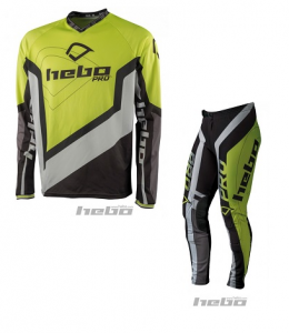 HEBO COMPLETO TRIAL PRO-18 YELLOW