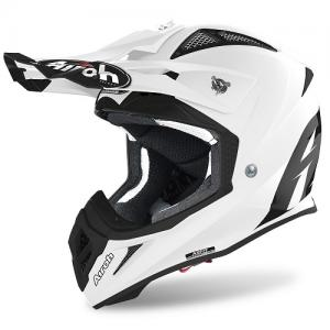 AIROH AVIATOR ACE COLOR WHITE