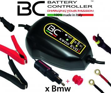 CARICA BATTERIA BC K900 EVO X BMW