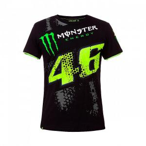 T-SHIRT VR46 MONSTER