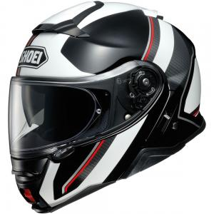 SHOEI NEOTEC II EXCURSION TC6 RED