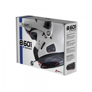 INTERFONO NOLAN N-COM B601S TWIN PACK (CONFEZIONE DOPPIA)