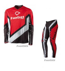 HEBO COMPLETO TRIAL PRO 18 RED